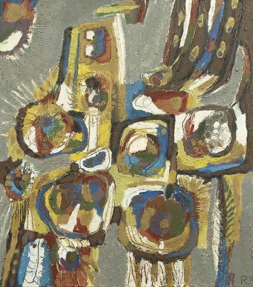 Gust Romijn (Dutch, b.1922)