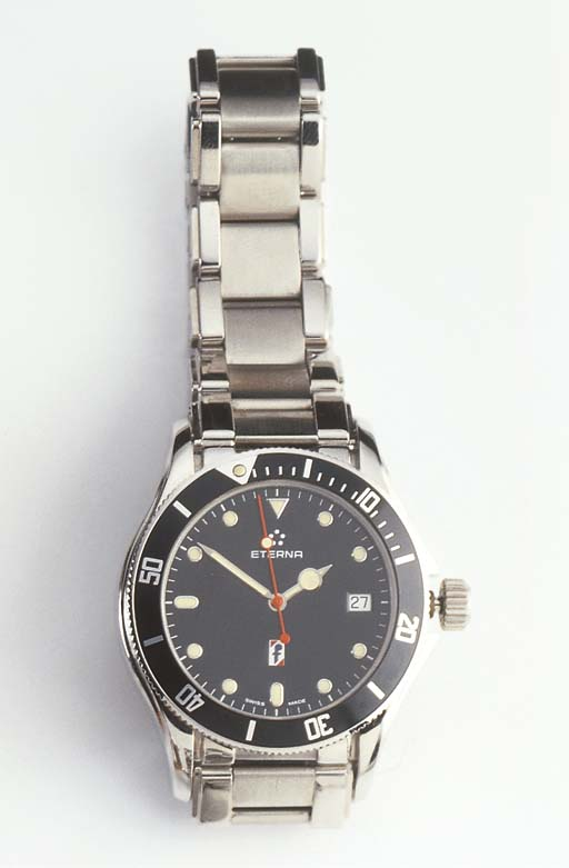 ETERNA. A STAINLESS STEEL AUTO