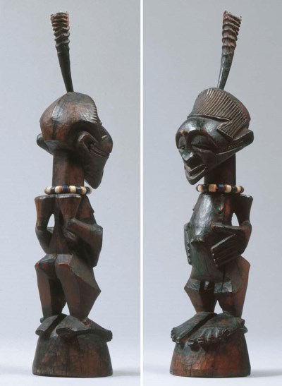A SUPERB SONGYE MAGIC FIGURE