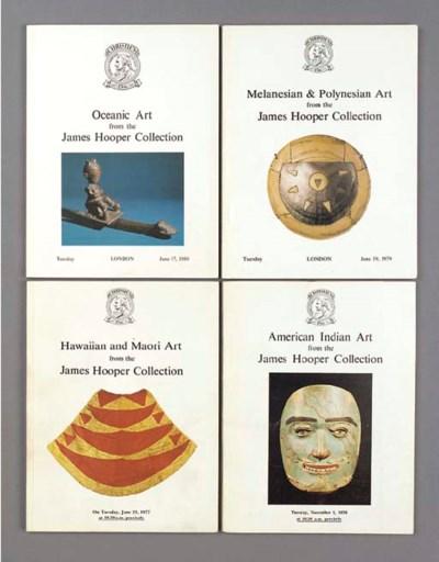 Four Christie's Auction catalo