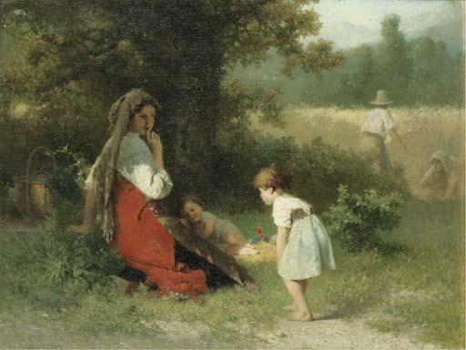 Karel Frans Philippeau (Dutch,