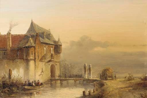Petrus Gerardus Vertin (Dutch,