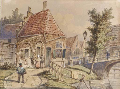 Willem Koekkoek (Dutch, 1838-1