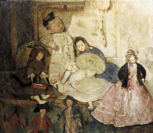 Lizzy Ansingh (Dutch, 1875-1959)