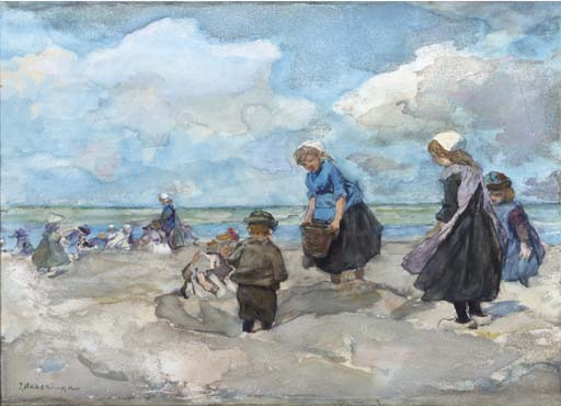 Johannes Evert Akkeringa (Dutch, 1861-1942)