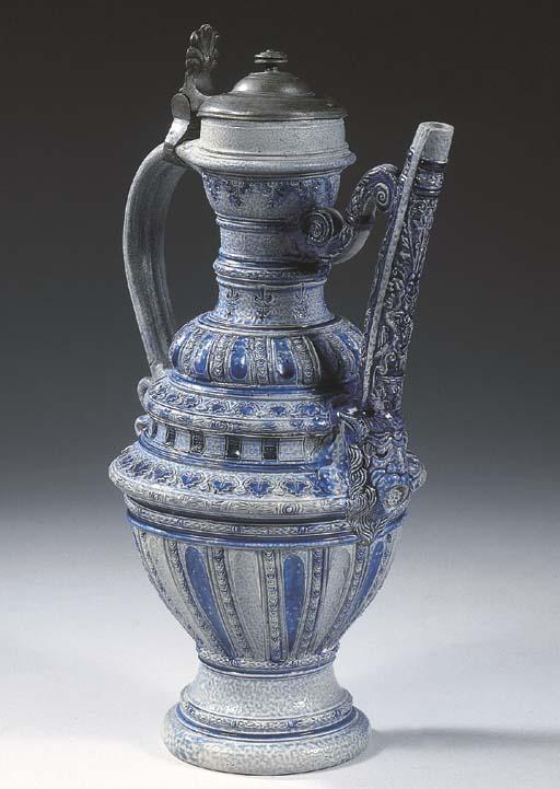 A Raeren Jan Emens stoneware p