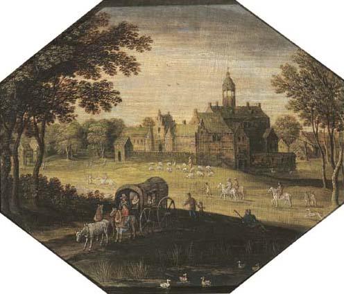 Circle of Martin Ryckaert (158