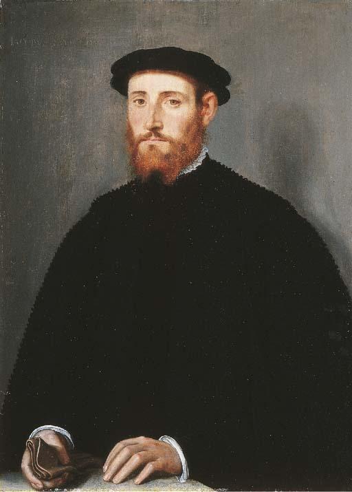 Circle of Willem Key (1590-156