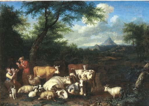 Jan van Gool (1685-1736)