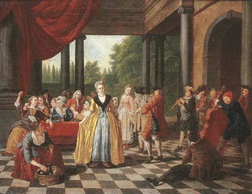 Jan Josef Horemans I (1682-175
