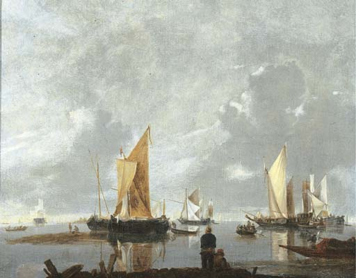 Hendrik-Jacobsz. Dubbels (1620