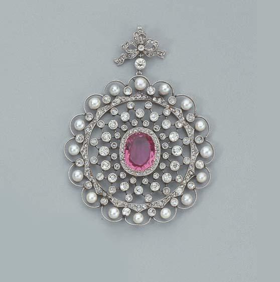 A BELLE EPOQUE DIAMOND PINK TO