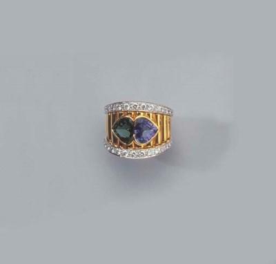 PICCHIOTTI. A GOLD, DIAMOND AN