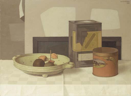 Jan van Tongeren (1897-1991)