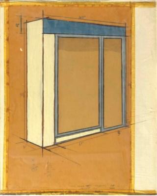Christo (B.1935)