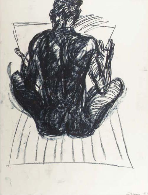 Rainer Fetting (B.1949)