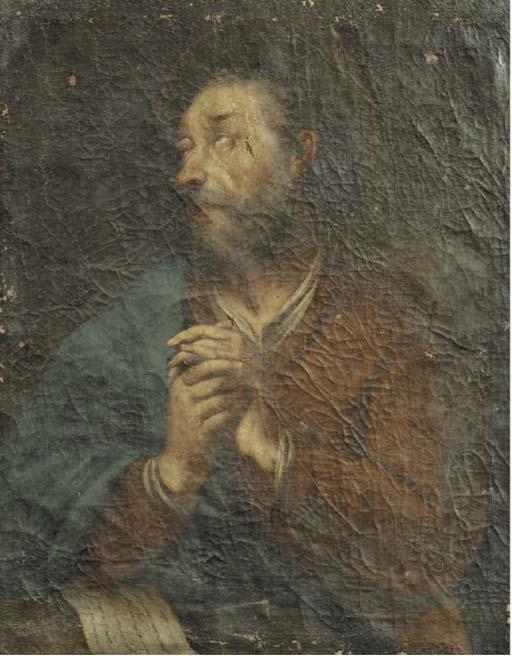 Manner of Johann Carl Loth
