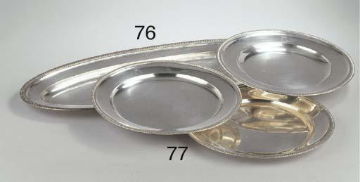 Three Austrian-Hungarian silve