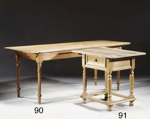 A German provincial oak and be