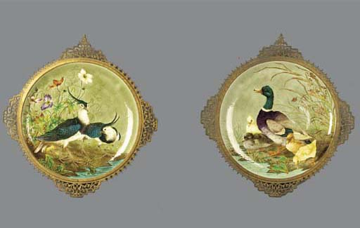 A pair of large Sèvres Théodor