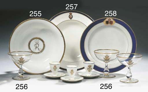Twenty three Copeland porcelai