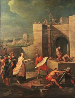 Paul Joseph Delcloche (1716-17