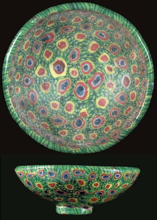 AN EARLY ISLAMIC MOSAIC GLASS