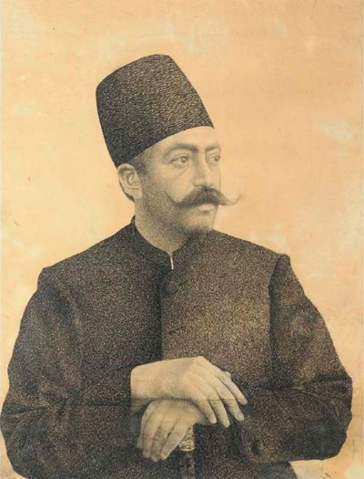 PORTRAIT OF ZAHIR AL-DAWLA
