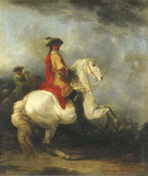 Francesco Casanova (London 1727-1803 Bruhl, nr. Vienna)