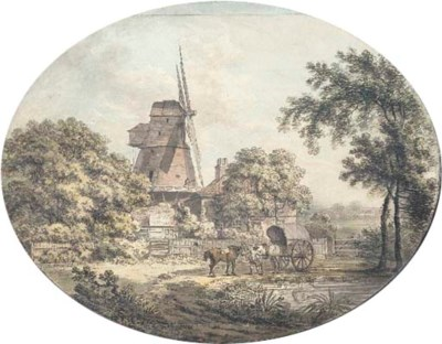 Samuel Hieronymous Grimm (1733
