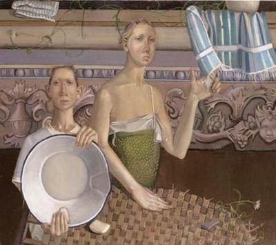 Alison Watt (b. 1965)