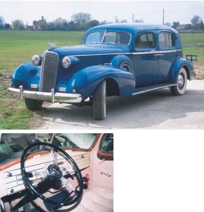1936 CADILLAC SERIES 36-85 V12