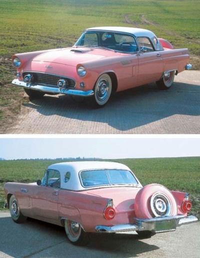 1956 FORD THUNDERBIRD V8 CONVE