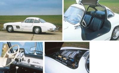 1956 MERCEDES-BENZ 300 SL GULL