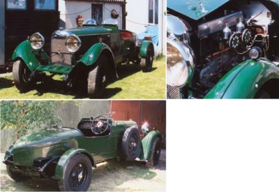 1932 LAGONDA 3 LITRE ZMS SELEC