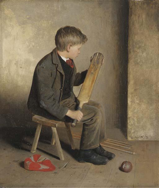 Edward Holliday (fl. 1879-1884