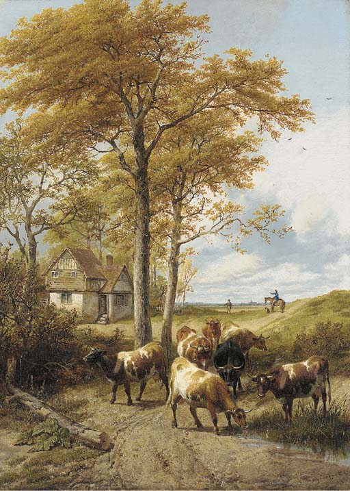 Thomas Sidney Cooper, R.A (180