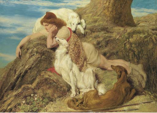 Briton Riviere (1840-1920)