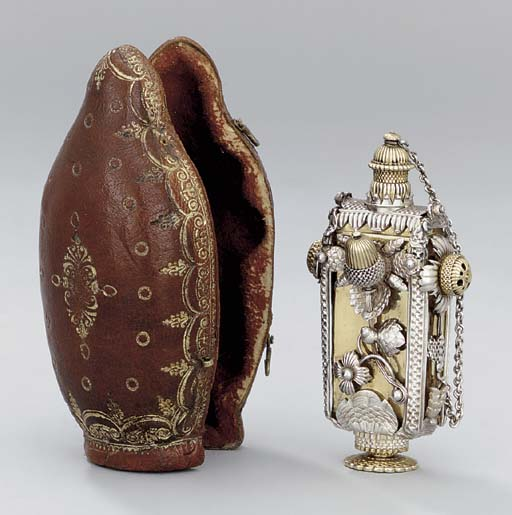 A German parcel-gilt pomander