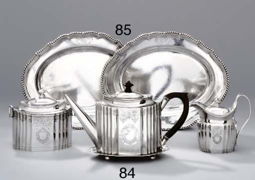 A George III composite four-pi
