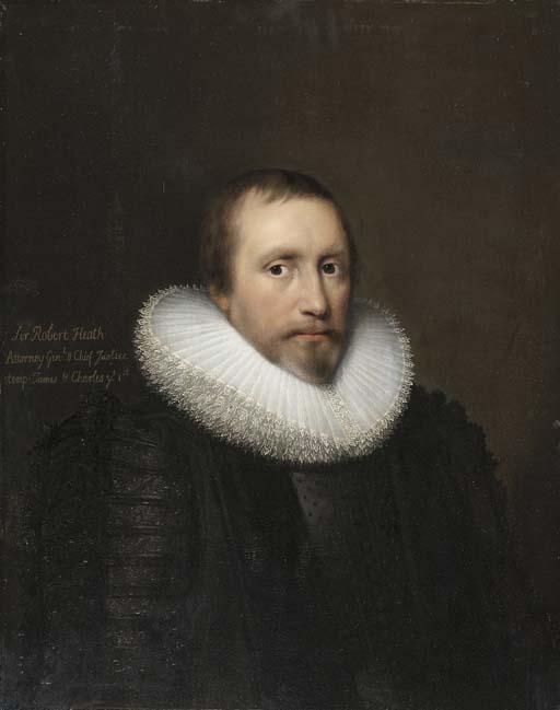 Cornelius Johnson (1593-1661)