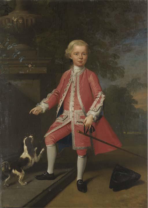 WILLIAM VERELST (FL. 1734-1756