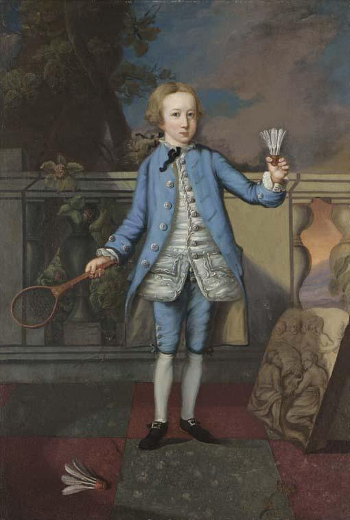 ENGLISH SCHOOL, CIRCA 1740