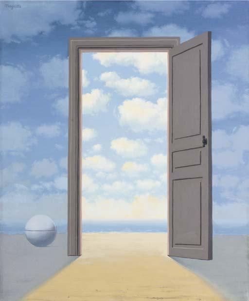 Lot 34 & René Magritte (1898-1967) | Lu0027embellie | Christieu0027s