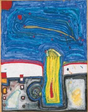 Friedensreich Hundertwasser (1925-2000)