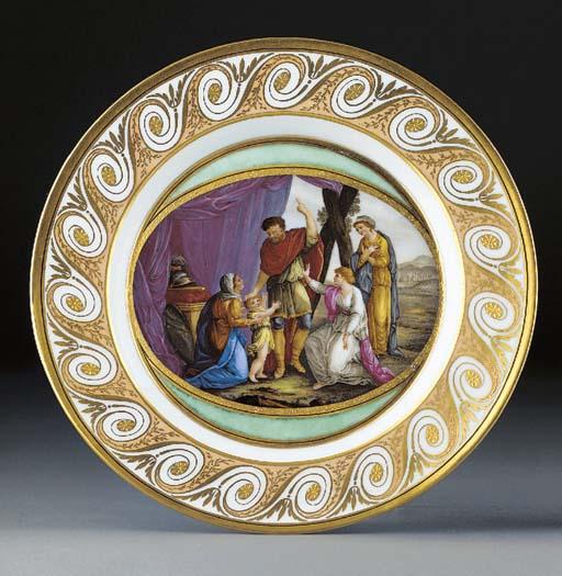 A Berlin plate