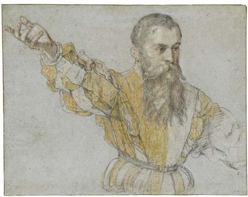 Giuseppe Porta, called Giuseppe Salviati (Castelnuovo di Garfagnana circa 1520-circa 1575 Venice)