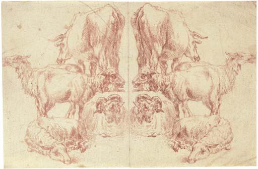Nicolaes Claesz. Berchem (Haarlem 1620-1683 Amsterdam)