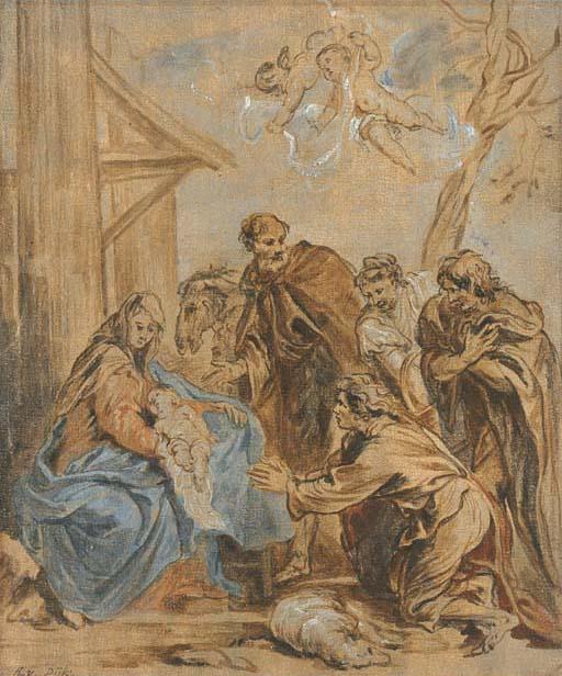 Attributed to Jan Boeckhorst (1605-1668)