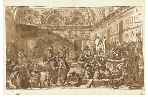 Felice Giani (San Sebastiano C